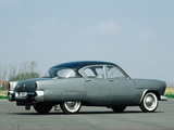 Volvo Philip Concept Car 1953 photos
