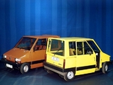 Volvo Electric Car 1977 pictures