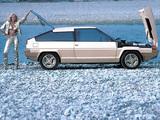 Volvo Tundra Concept 1979 pictures