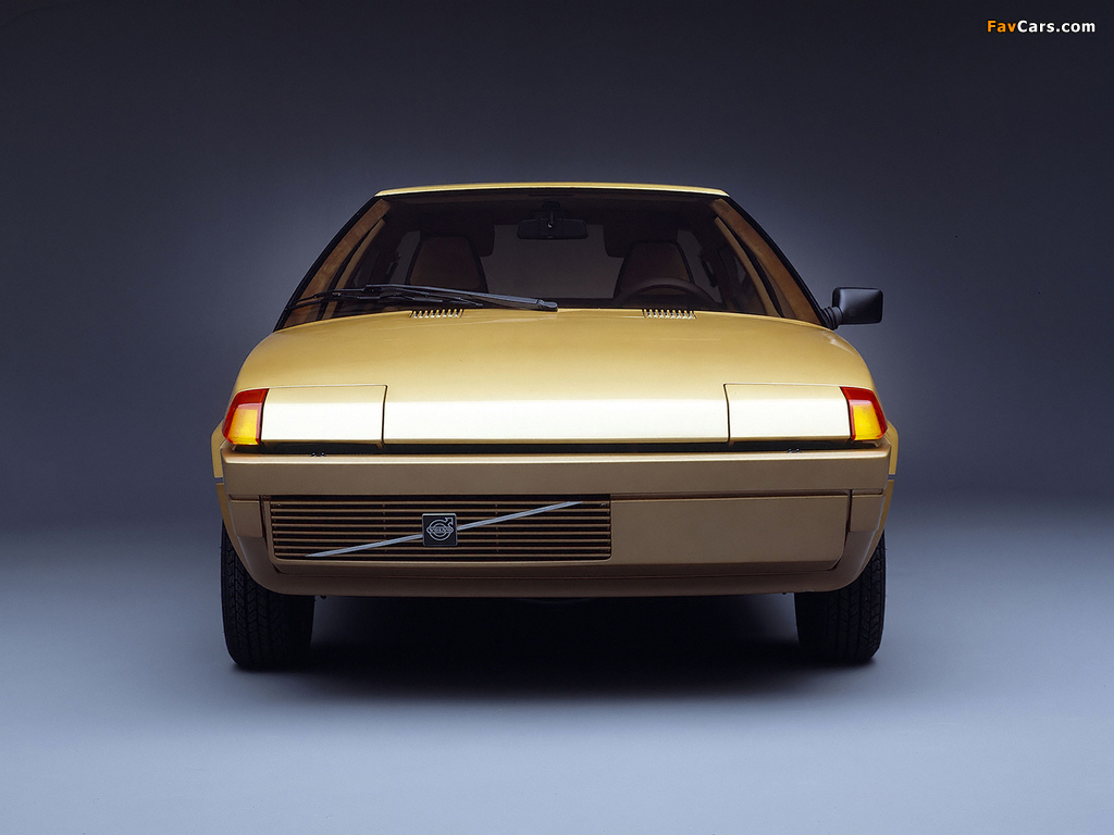 Volvo Tundra Concept 1979 wallpapers (1024 x 768)