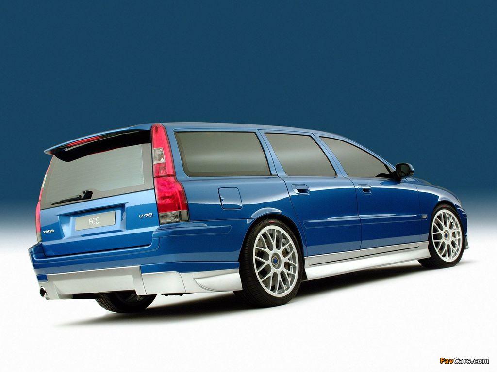 Volvo PCC 2001 photos (1024 x 768)