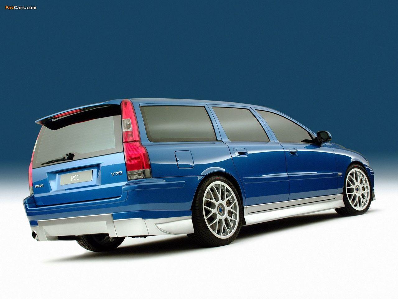 Volvo PCC 2001 photos (1280 x 960)