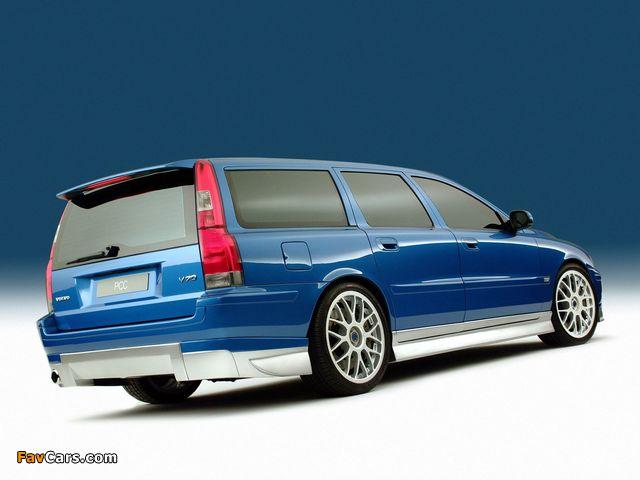 Volvo PCC 2001 photos (640 x 480)