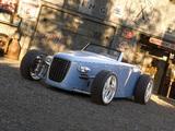 Volvo Caresto V8 Speedster SEMA 2007 photos