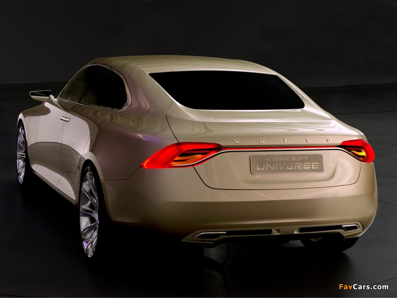 Volvo Universe Concept 2011 wallpapers (800 x 600)