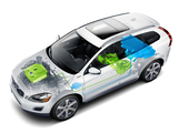 Volvo XC60 Plug-in Hybrid Concept 2012 pictures