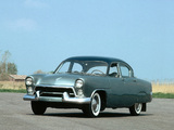 Volvo Philip Concept Car 1953 wallpapers