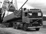 Images of Volvo F12 6x4 UK-spec 1987–94