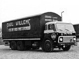 Volvo F86 6x4 1965–79 wallpapers