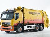 Volvo FE Hybrid Rolloffcon Test Truck 2008–11 images