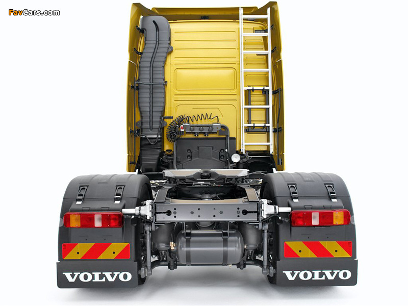 Images of Volvo FH 2005–07 (800 x 600)