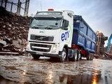 Images of Volvo FH 480 6x2 UK-spec 2008