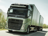 Images of Volvo FH 540 6x2 2012