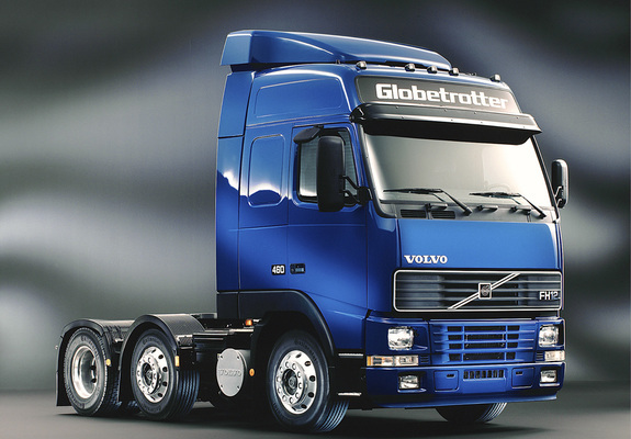 Photos of Volvo FH12 Globetrotter 1993–2002