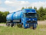Photos of Volvo FH 400 6x4 Tanker UK-spec 2005–07