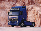 Pictures of Volvo FH12 Globetrotter XL 1995–2002