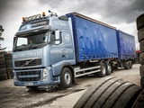 Pictures of Volvo FH 500 6x2 UK-spec 2008