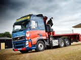 Pictures of Volvo FH 480 6x2 UK-spec 2008