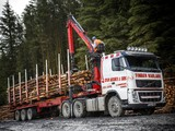 Pictures of Volvo FH 500 6x4 UK-spec 2008
