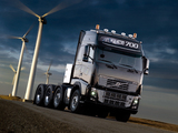 Pictures of Volvo FH16 700 8x4 2009