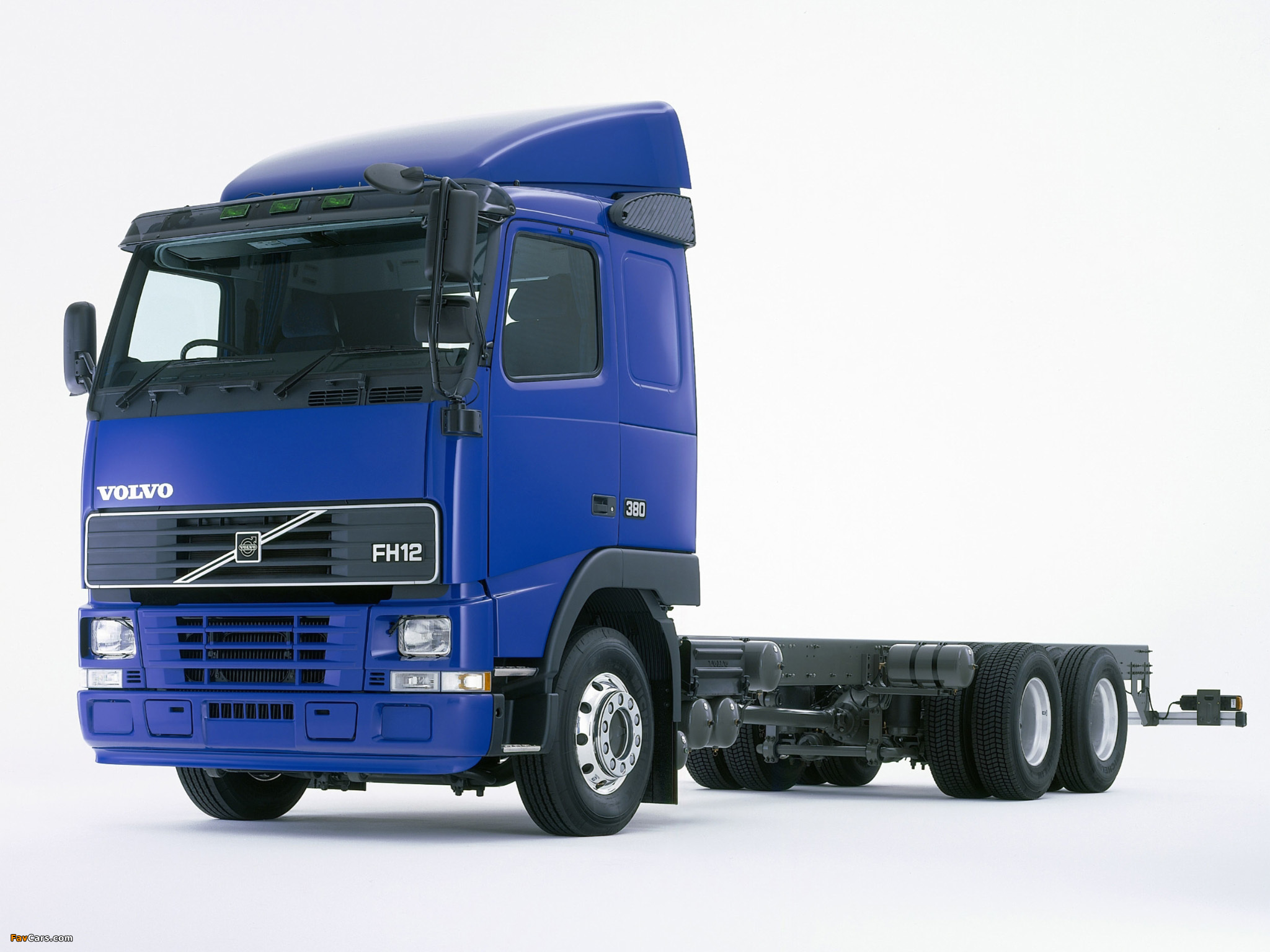 Volvo Fh12 Jp Spec 1993 2002 Wallpapers 2048x1536