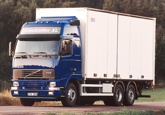 вольво fh12 1995