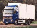 Volvo FH12 Globetrotter XL 1995–2002 pictures