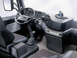 Volvo FH12 Globetrotter XL Silver Cab 1995–2001 wallpapers