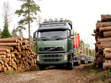 Volvo FH16 Timber Truck 2003–08 wallpapers