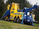 Volvo FH16 660 8x4 Wrecker UK-spec 2005–08 images