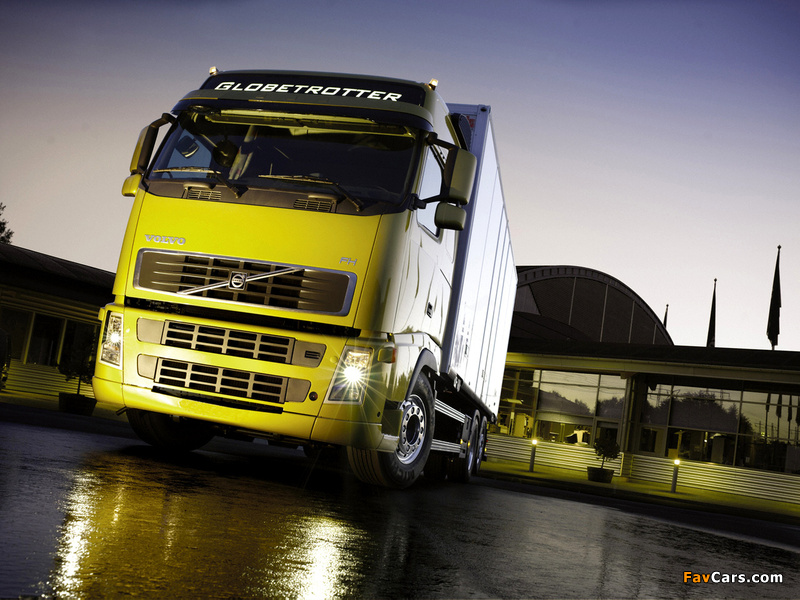 Volvo FH 2005–07 pictures (800 x 600)