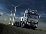 Volvo FH16 660 8x4 2008 images