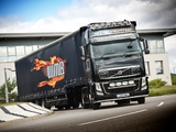 Volvo FH 500 Harley-Davidson Show Truck UK-spec 2010 pictures