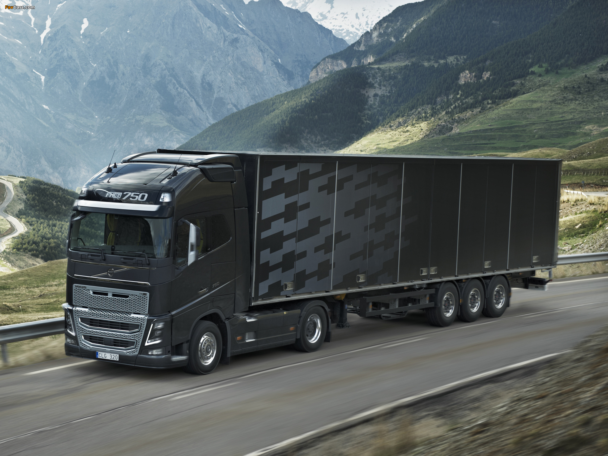 Volvo Fh16 750 4x2 2012 Images 2048x1536