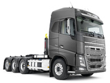 Volvo FH16 750 8x4 2012 photos