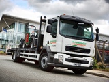 Photos of Volvo FL 280 UK-spec 2010