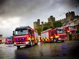 Volvo FL 260 Crew Cab Firetruck UK-spec 2011 pictures
