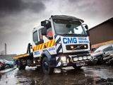 Volvo FL Crew Cab Wrecker UK-spec 2011 wallpapers
