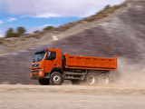 Images of Volvo FM12 6x4 Tipper 2003–05