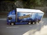 Images of Volvo FM Biogas+Biodiesel 6x2 Concept 2007