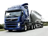Images of Volvo FM 460 MethaneDiesel 62 2010