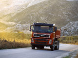 Photos of Volvo FM12 6x4 Tipper 2003–05