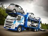 Volvo FM 330 6x2 Car Transporter UK-spec 2010–13 pictures