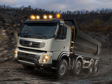 Images of Volvo FMX 8x4 2010