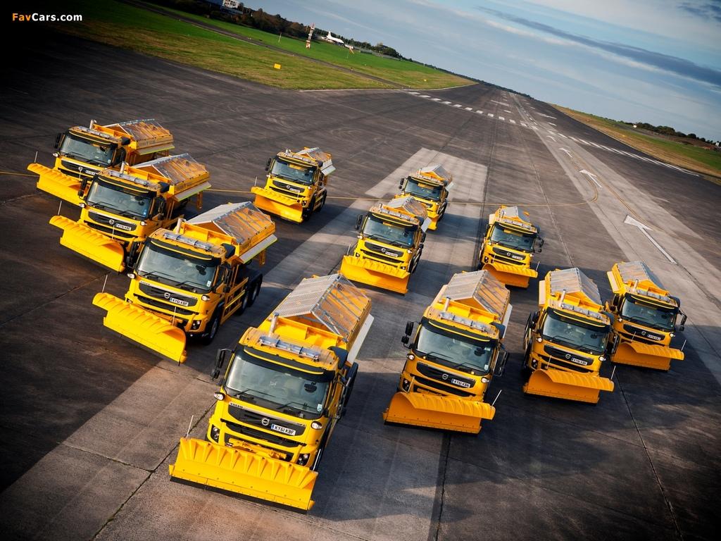 Images of Volvo FMX Road Service UK-spec 2011 (1024 x 768)