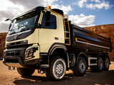 Images of Volvo FMX 8x4 2013