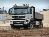 Photos of Volvo FMX 6x4 2010