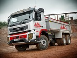 Pictures of Volvo FMX 6x4 UK-spec 2010–13