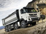 Pictures of Volvo FMX 8x4 2010