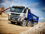 Pictures of Volvo FMX 8x4 UK-spec 2010–13